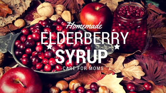 Elderberry Syrup Recipe to Prevent Cold & Flu!